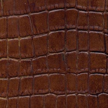 Imitation Crocodile Two-tone