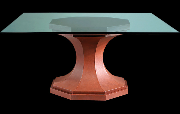DINING TABLE PEDESTAL | OCTA